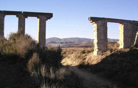 Aqüeducte del barranc del Governador