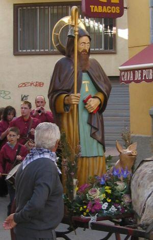 Sant Antoni del Porquet de Monòver